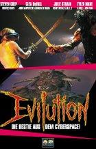 Evilution - Die Bestie aus dem Cyberspace - Plakat zum Film