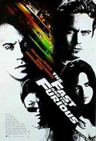 The Fast And The Furious - Plakat zum Film