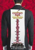 Gosford Park - Plakat zum Film
