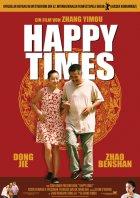 Happy Times - Plakat zum Film