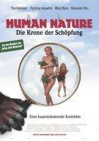 Human Nature - Die Krone der Schöpfung - Plakat zum Film