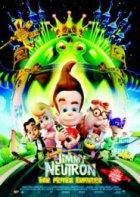 Jimmy Neutron - Der mutige Erfinder - Plakat zum Film