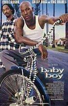 John Singletons Baby Boy - Plakat zum Film