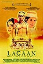 Lagaan - Es war einmal in Indien - Plakat zum Film