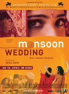 Monsoon Wedding - Plakat zum Film