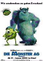 Die Monster AG - Plakat zum Film