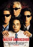 Mr. Undercover - Plakat zum Film