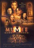 Die Mumie kehrt zurück - Plakat zum Film