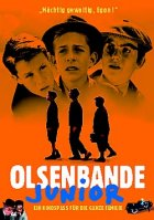 Olsenbande Junior - Plakat zum Film