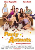 Party Animals - Plakat zum Film