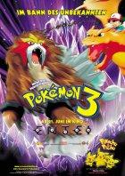 Pokemon 3: Im Bann des Unbekannten - Plakat zum Film