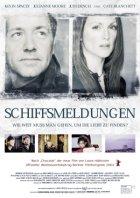 Die Schiffsmeldungen - Plakat zum Film
