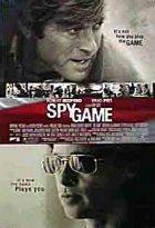 Spy Game - Der finale Countdown - Plakat zum Film