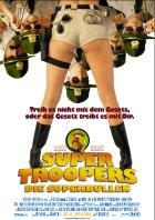 Super Troopers - Die Superbullen - Plakat zum Film
