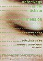 Unterwegs in die nächste Dimension - Plakat zum Film