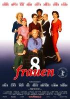 8 Frauen - Plakat zum Film