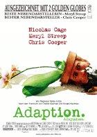 Adaption - Plakat zum Film