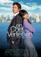 Ein Chef zum Verlieben - Plakat zum Film