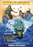 Crocodile Hunter - Auf Crash-Kurs - Plakat zum Film