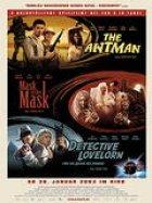 Planet B - Detective Lovelorn und die Rache des Pharao - Plakat zum Film