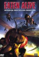 Eaten Alive - Invasion der Killer Insekten - Plakat zum Film