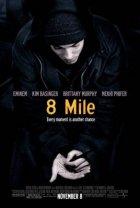 8 Mile - Plakat zum Film