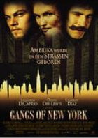 Gangs Of New York - Plakat zum Film