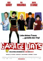 Garage Days - Plakat zum Film