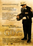 The Guys - Plakat zum Film