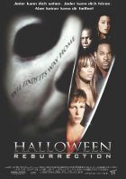 Halloween: Resurrection - Plakat zum Film