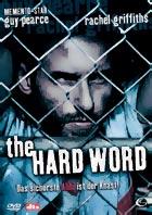 The Hard Word - Plakat zum Film