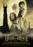 Der Herr der Ringe: Die zwei Türme - Plakat zum Film