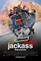 Jackass - The Movie - Plakat zum Film