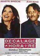 Jet Lag - oder wo die Liebe hinfliegt - Plakat zum Film