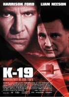 K-19: Showdown in der Tiefe - Plakat zum Film