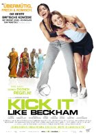 Kick It Like Beckham - Plakat zum Film