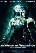 Die Königin der Verdammten - Plakat zum Film