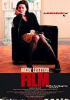 Mein letzter Film - Plakat zum Film
