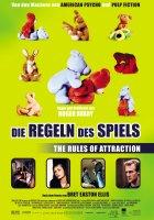 Die Regeln des Spiels - Rules Of Attraction - Plakat zum Film
