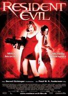 Resident Evil - Plakat zum Film