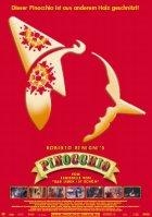 Roberto Benignis Pinocchio - Plakat zum Film