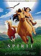 Spirit - Der wilde Mustang - Plakat zum Film