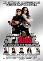 Spy Kids 2 - Die Rückkehr der Superspione - Plakat zum Film