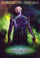 Star Trek: Nemesis - Plakat zum Film