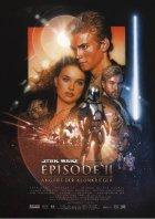 Star Wars: Episode II - Angriff der Klonkrieger - Plakat zum Film