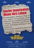 Suche impotenten Mann fürs Leben - Plakat zum Film