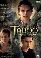 Taboo - Das Spiel zum Tod - Plakat zum Film