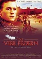 Die vier Federn - Plakat zum Film