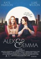 Alex und Emma - Plakat zum Film