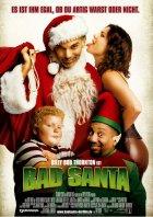 Bad Santa - Plakat zum Film